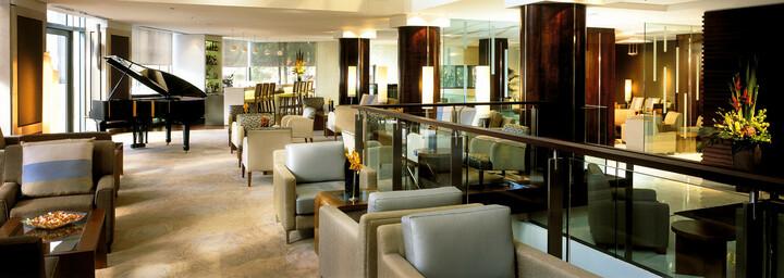Lobby Shangri-La Hotel Sydney
