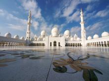 Zayid Moschee Abu Dhabi