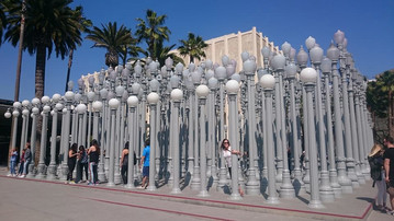 Reisebericht Kalifornien: Los Angeles County Museum of Art