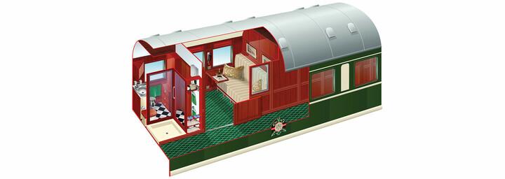 Pullman Suite des Rovos Rail