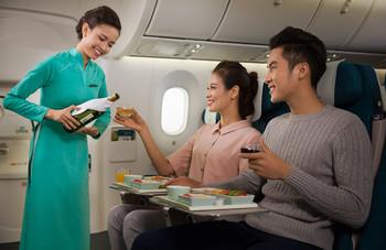 Service bei Vietnam Airlines