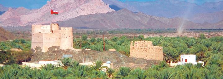 Jabrin Festung