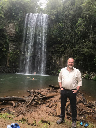 Millaa Millaa Falls Tablelands