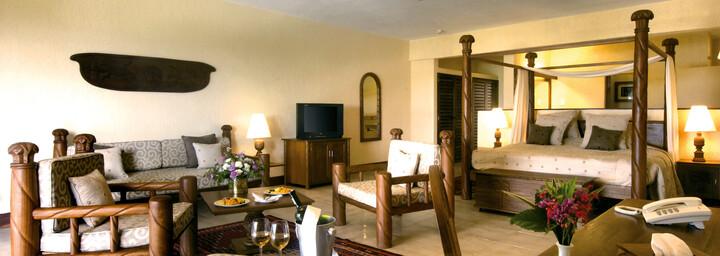 Baobab Beach Resort & Spa Beispielzimmer
