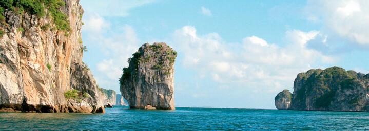 Halong Bucht, Vietnam