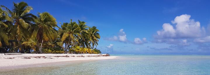 Cook Inseln Reisebericht - Lagoon Cruise