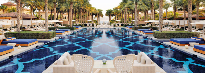 Pool One&Only The Palm Dubai