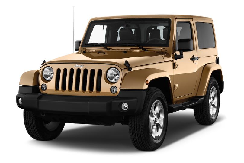 Alamo Jeep Wrangler