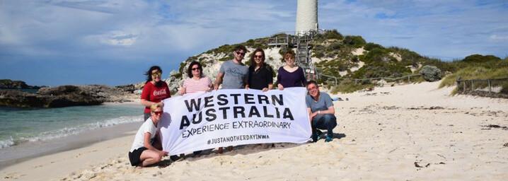 Reisebericht Australien: Rottnest Island