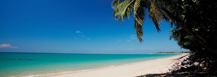 Strand des Haadson Resort Khao Lak
