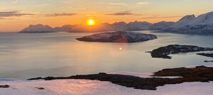 Norwegen: Nordlichter & Wale entdecken