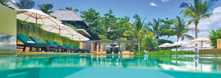 Pool Gaya Island Resort