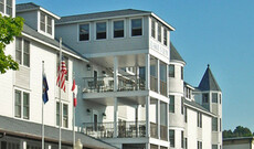 Lake View Hotel Mackinac Island