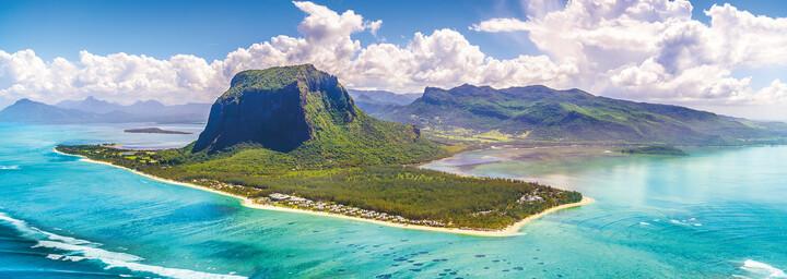The St. Regis Mauritius Resort - Luftbild