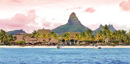 Außenansicht des Sofitel Imperial Resort & Spa auf Mauritius