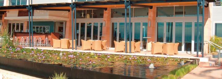 Außenansicht Novotel Ningaloo Resort Exmouth