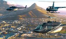 Rundflug im Helikopter