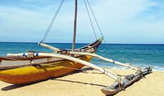 Große Sri Lanka Rundreise & Meer