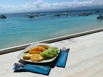 Reisebericht Bali Nusa Lembongan Mushroom Bay