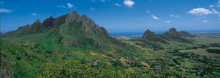 Landschaft Mauritius