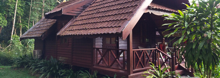 Reisebericht Malaysia - Eco-Resort Mutiara Taman Negara
