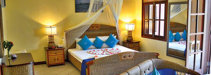 Castello Beach Hotel Junior Suite