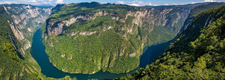 Sumidero Canyon Mexiko