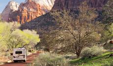 Camper-Roadtrip durch den Westen der USA