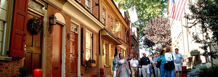 Philadelphia Altstadt