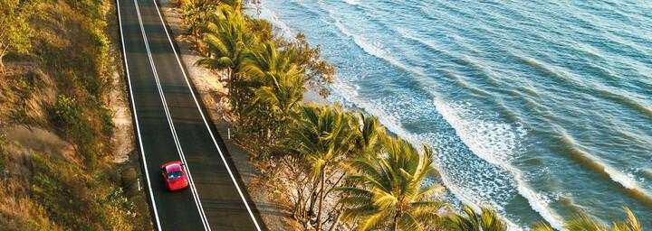 Great Barrier Reef Drive Queensland