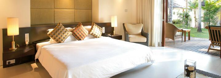 Hilton Seychelles Labriz Resort & Spa Beispiel King Garden Villa