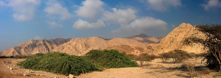 Berge in Ras Al Khaimah