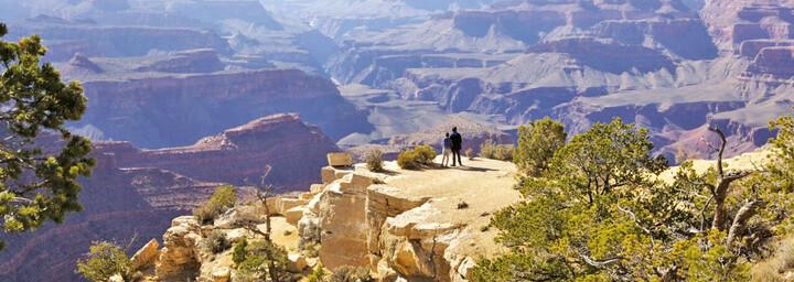 Grand Canyon Aussicht