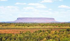 Mt. Conner Allrad-Outback-Abenteuer