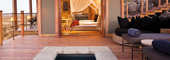 Dolomite Rest Camp - Hotels - Safaris - explorer.de