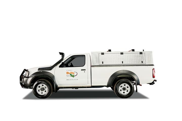 Britz Nissan Single Cab 4x4