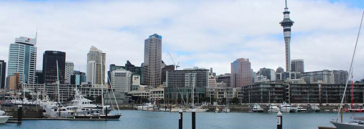 Sykline Auckland