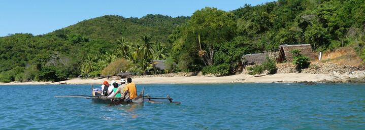 Madagaskar Reisebericht: Pirogentour zum  Lokobe Naturreservat