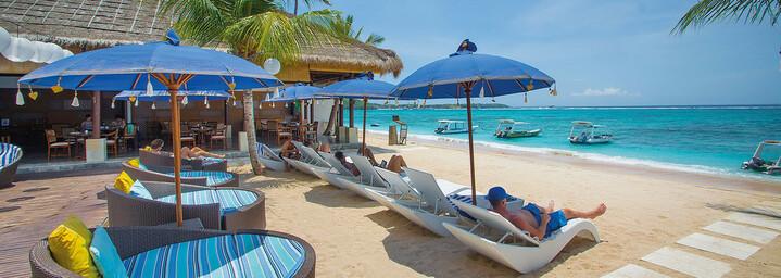 Strand des Lembongan Beach Club & Resort