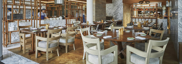 Restaurant - FIVE Palm Jumeirah Dubai