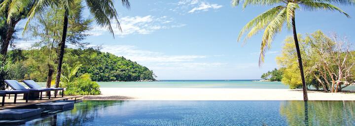 Pool Anantara Phuket Layan Resort & Spa