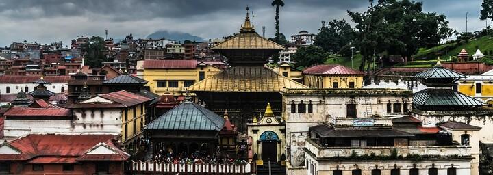Pashupatinath Tempelanlage