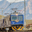 Zugreise The Blue Train