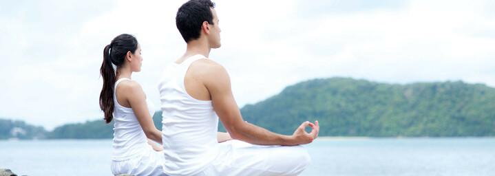 Meditation am Meer  - Amatara Wellness Resort