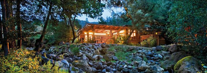 Estate Lodge der Calistoga Ranch