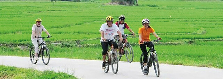 Chiang Mai - Fahrradtour