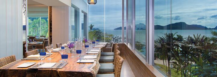 Restaurant - The Westin Langkawi Resort& Spa