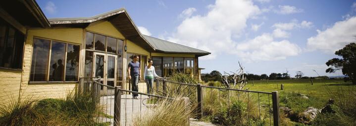 Cape Otway - Great Ocean Ecolodge Außenansicht