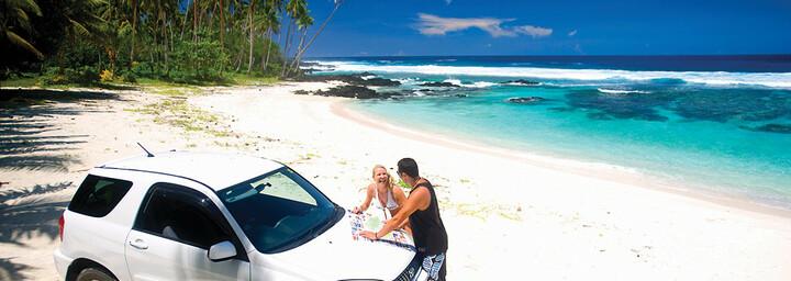 Samoa Mietwagenrundreise