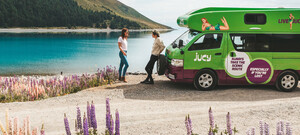 Neuseeland - Jucy Camper